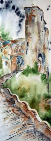 Estella a Lépcsőváros