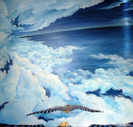 A felhők felett