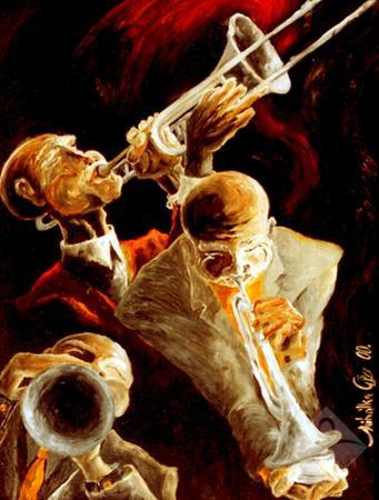 Jazz mesterek