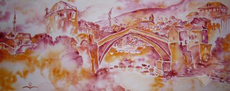 Mosztári híd - Mosztár szerbia
