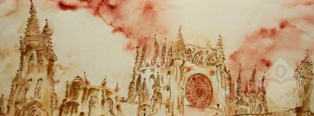Burgos a Lángoló Katedrális városa