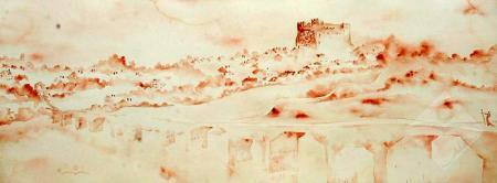 Portomarin a Felemelkedett város