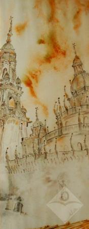 Santiago a Narancssárkány városa