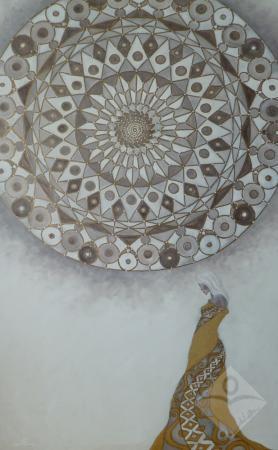 Királynő mandala